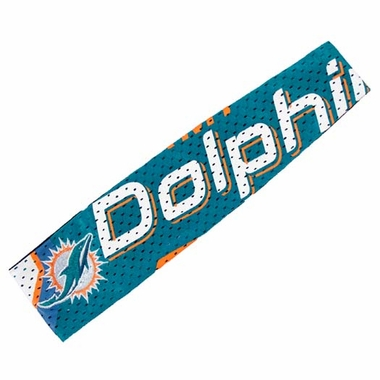 Miami Dolphins FanBand Hair Band