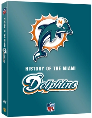 Miami Dolphins History of the Miami Dolphins DVD