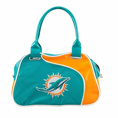 Miami Dolphins Perf-ect Bowler Purse