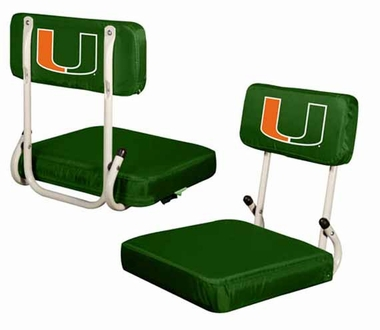 Miami Hard Back Stadium Seat