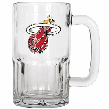 Miami Heat 20oz Root Beer Mug