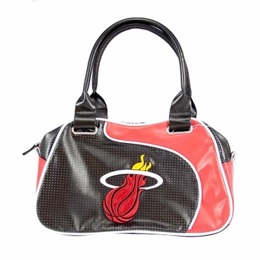 Miami Heat Perf-ect Bowler Purse