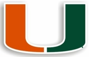 University of Miami Auto Accessories