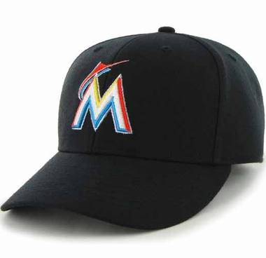 Miami Marlins Bullpen MVP Adjustable Hat