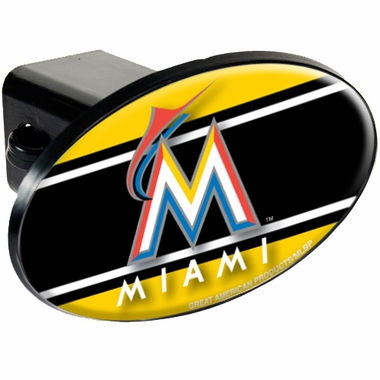 Miami Marlins Economy Trailer Hitch
