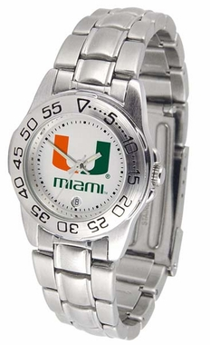 Miami Sport Women's Steel Band Watch