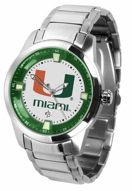 Miami Titan Men's Steel Watch
