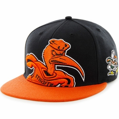 Miami Two Tone Colossal Snap Back Hat