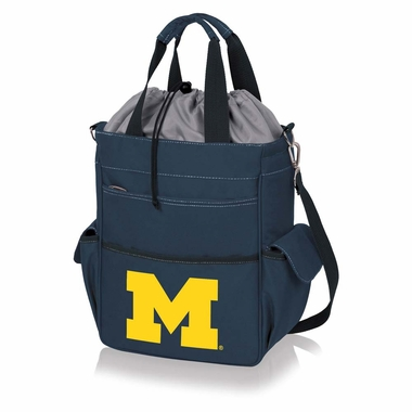 Michigan Activo Tote (Navy)