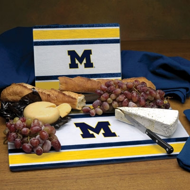 Michigan Cutting Board Set