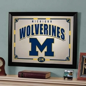 University of Michigan Wall Decorations