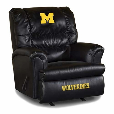 Michigan Leather Big Daddy Recliner