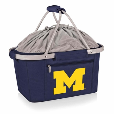 Michigan Metro Basket (Navy)