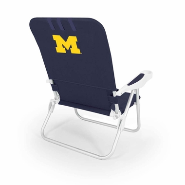 Michigan Monaco Beach Chair (Blue)