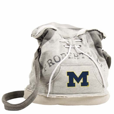 Michigan Property of Hoody Duffle