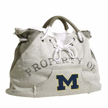 Michigan Property of Hoody Tote