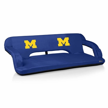 Michigan Reflex Travel Couch (Navy)