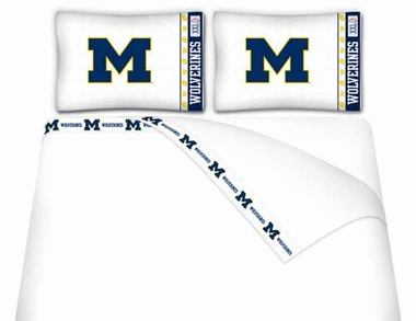 Michigan Sheet Set