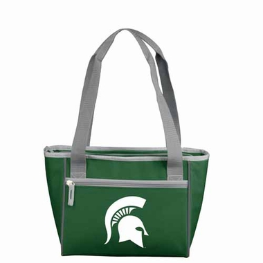 Michigan State 8 Can Tote Cooler