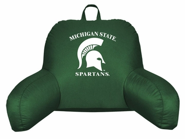 Michigan State Jersey Material Bedrest
