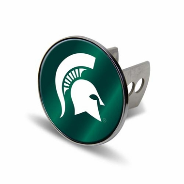 Michigan State Laser Hitch Cover
