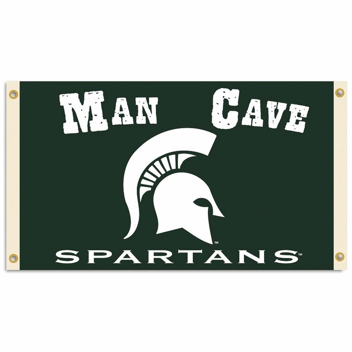 Man Cave Store Michigan City : Michigan state man cave flag f
