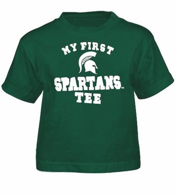 Michigan State My First Tee Toddler Shirt