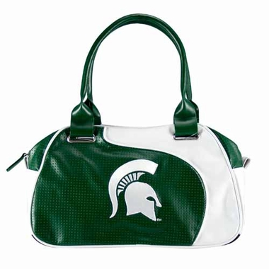 Michigan State Perf-ect Bowler Purse