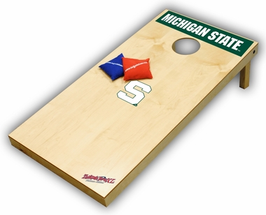 Michigan State Regulation Size (XL) Tailgate Toss Beanbag Game