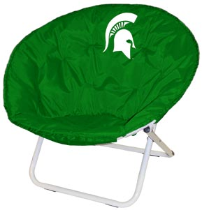 Michigan State Sphere Chair