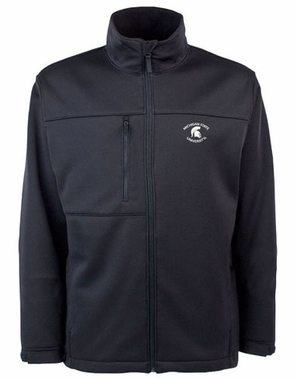 Michigan State Mens Traverse Jacket (Color: Black)