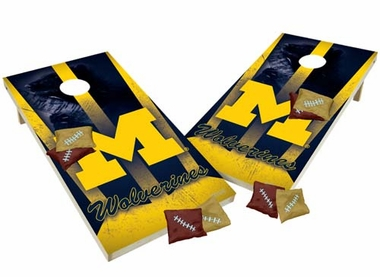 Michigan Tailgate Toss XL (Shields)