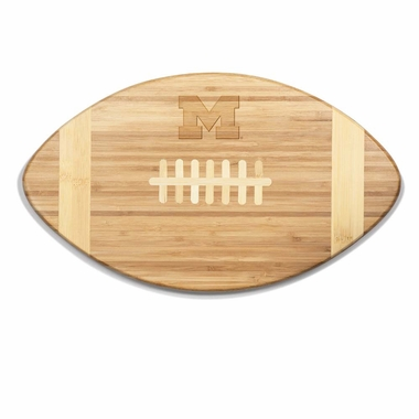 Michigan Touchdown Cutting Board
