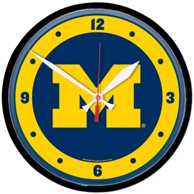 Michigan Wall Clock
