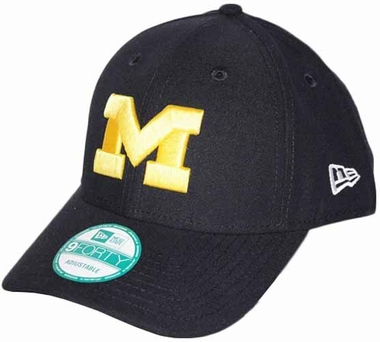 Michigan Wolverines 9Forty The League Adjustable Hat