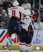 Washington Capitals Autographed
