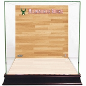 Milwaukee Bucks Display Cases