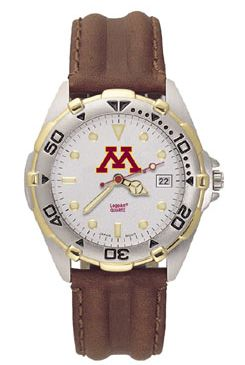 Minnesota All Star Mens (Leather Band) Watch