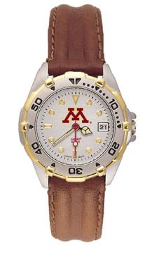 Minnesota All Star Womens (Leather Band) Watch