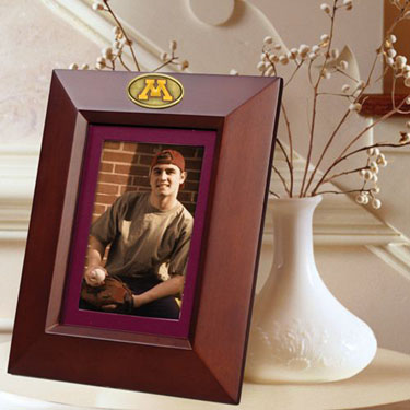 Minnesota BROWN Portrait Picture Frame