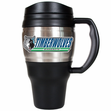 Minnesota Timberwolves 20oz Oversized Travel Mug
