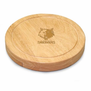 Minnesota Timberwolves Circo Cheese Board
