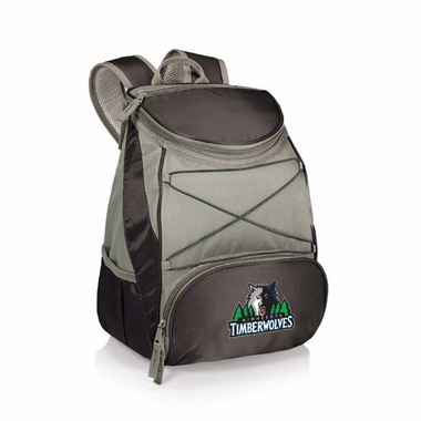 Minnesota Timberwolves PTX Backpack Cooler (Black)