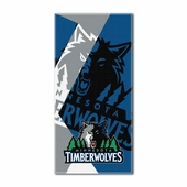 Minnesota Timberwolves Bedding & Bath