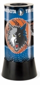 Minnesota Timberwolves Lamps