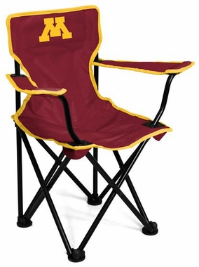 Minnesota Toddler Folding Logo Chair