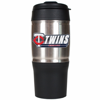 Minnesota Twins 18oz Oversized Travel Tumbler