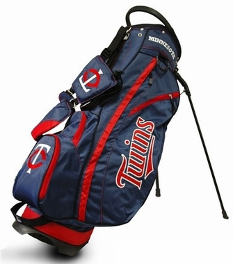 Minnesota Twins Fairway Stand Bag