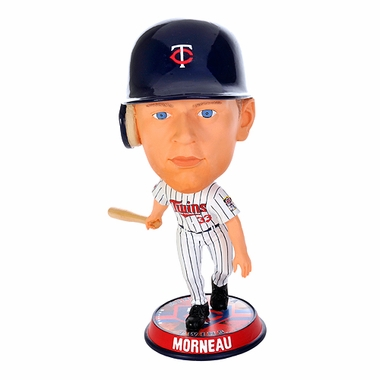 Minnesota Twins Justin Morneau 2010 Big Head Bobblehead