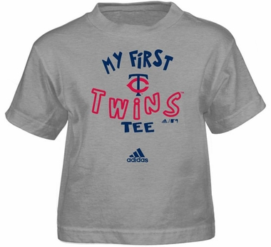Minnesota Twins My First Tee Infant Shirt